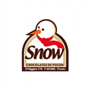 Chocolates Snow